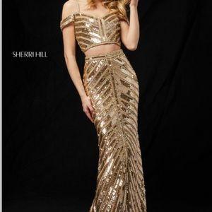 New with tags Sherri Hill Prom Dress